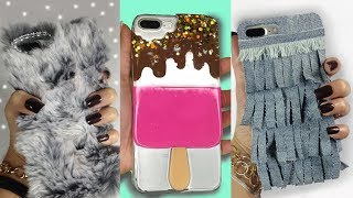 10 Best Phone Case DIY Ideas - Compilation