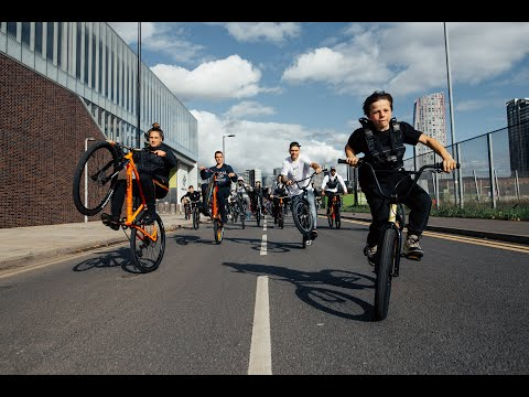 COLLECTIVE BIKES - 'LITTY IN THE CITY'