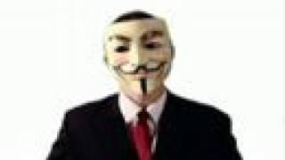 Anonymous Parody