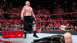 WWE Raw Full Episode, 3 June 2019