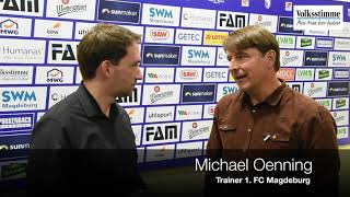 Michael Oenning im Interview