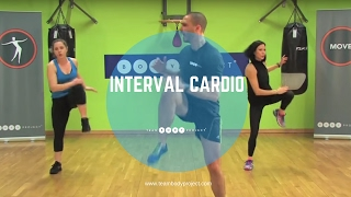 Advanced fat burning HIIT cardio workout - 30 mins. by Body Project