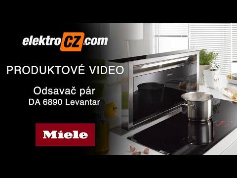 Miele Center České Budějovice | Odsavač par Miele DA 6890 Levantar