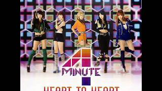 4MINUTE - Heart to Heart 3GP