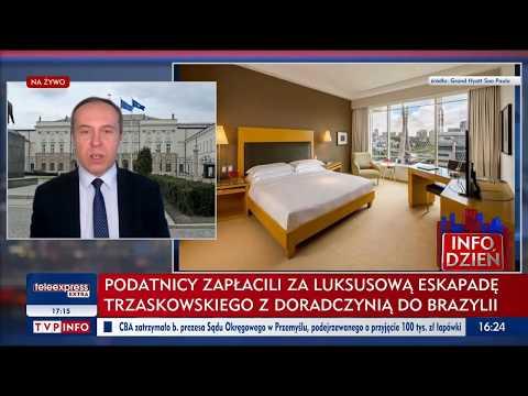 """""""Trzaskowski poleciał za 60 tys. zł do Brazylii, a Polak tyle nawet w ROK nie zarabia"""""""