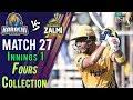 watch Peshawar Zalmi  Fours   Peshawar Zalmi Vs Karachi Kings   Match 27   15 March   HBL PSL 2018