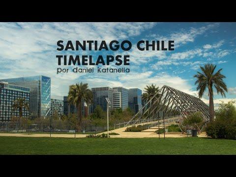 Santiago Şehir Turu