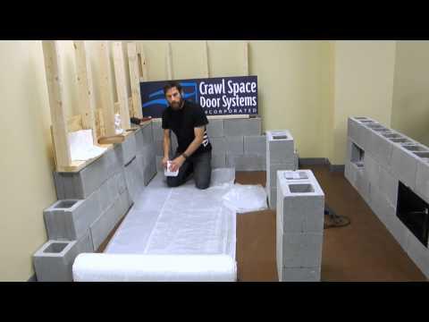 Vapor Barrier – Installation
