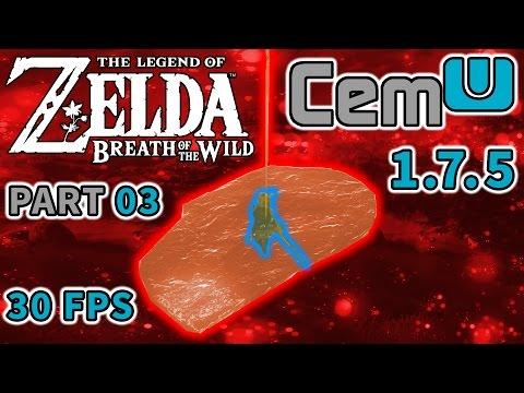 Zelda BoTW | Cemu 1.7.5 | 4K Gameplay 30fps [003]