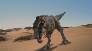 L'Epopée des dinosaures : Le Tyrannosaurus Rex - Documentaire