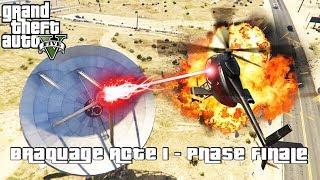 """C'EST LES RUSSES ÇA ENCORE ! (GTA 5 Braquage Fin du Monde: Acte 1 - Final """"Fuite de Données"""")"""