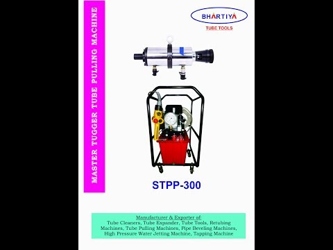 Master Tugger Hydraulic Tube Puller