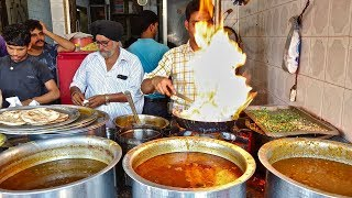 CHEAPEST DHABA FOOD   Sabji for Rs 30, Roti for Rs 5   Indian Street Food