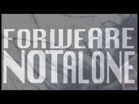 "Diamond Skies - ""We Are Not Alone"" Feat. Garret Rapp of The Color Morale (Lyric Video)"