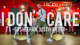 Ed Sheeran & Justin Bieber   I Don't Care | Hamilton Evans Choreography