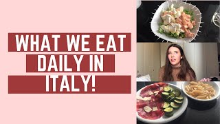 What is to eat in italian