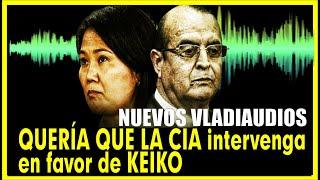 MONTESINOS, COMO CONSPIRAR CON LA CIA PARA PROTEGER A KEIKO Y LA MAFIA