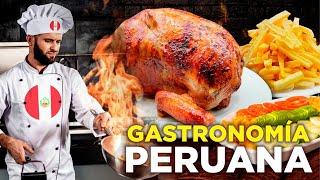 GASTRONOMIA PERUANA | TOP 10 Comidas Tipicas Que Debes Degustar En Tu Visita Al PERÚ