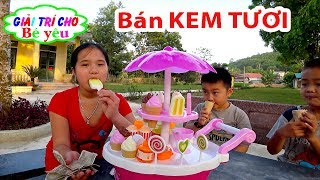 Ice cream games 💚 Fun for your baby