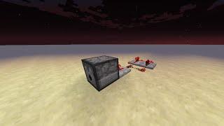Minecraft Redstone Tutorial: How to make an Automatic Arrow Dispenser [1.11 Rapid Firing]