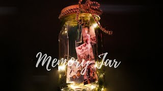 How To Make Fairy Lights Photograph Memory Jar | Amazing Gift Idea| Room Decor Idea