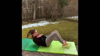Cardio Training für Turnerinnen und Turner