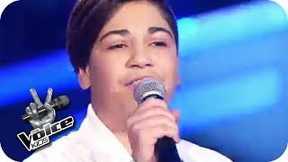 Shawn Mendes - Treat you better (Miran) | The Voice Kids 2017 | Blind Auditions | SAT.1
