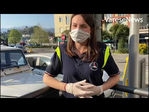 Coronavirus, le testimonianze dei volontari della Protezione Civile