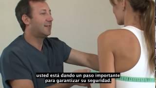 Cirugía de aumento de pechos. Preoperatorio, intervención y recuperación