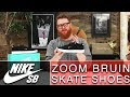 Nike SB Bruin Zoom Skate Shoes - video 1
