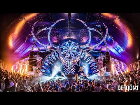 Download Defqon 1 Festival 2019 Friday The Gathering Black An Video