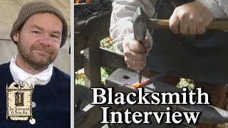 Blacksmith Interview – Mark Thomas of MT Forge