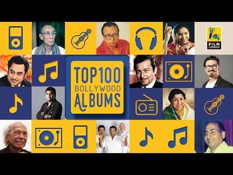Top 100 Bollywood Albums By Vipin Nair