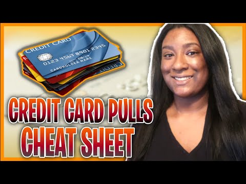 Which CREDIT Cards PULL From Which CREDIT BUREAU From (Based On Your CREDIT SCORE)