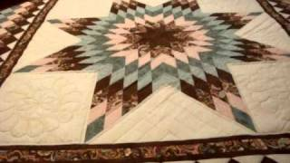 Star In Common Amish Quilt Product 41001