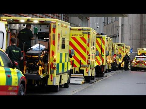 COVID-19: Ρεκόρ θανάτων στη Μεγάλη Βρετανία – 1610 νεκροί σε 24 ώρες…
