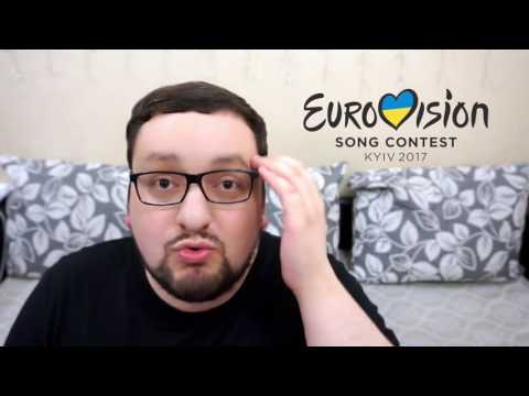 Eurovision Song Contest 2017/Евровидение 2017 Обзор блогера
