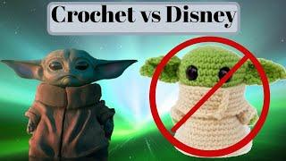 Livestream: Crochet Vs Disney | Crochet Baby Yoda At Your Own Risk