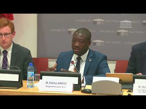 JO 2024 : Présentation du rapport pour avis à la commission des Affaires économiques (part. 3)