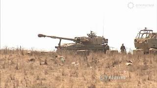 Россия направляет на Голаны военную полицию