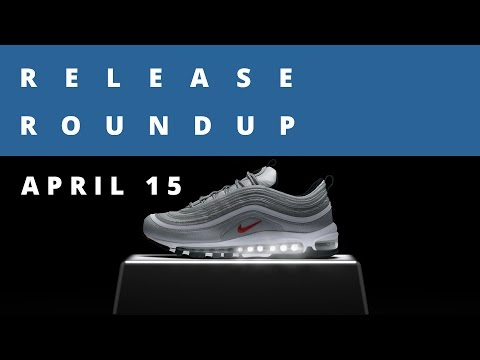 """Air Max 97 """"Silver Bullet"""" and More 