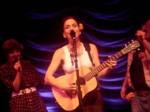 Ani Difranco & friends- Barroom Girls (Gillian Welch cover)