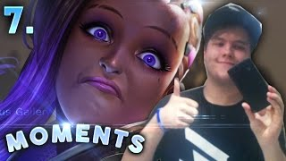 Taimou Unluckiest Moment Ever..!!! | Overwatch Daily Moments Ep. 7 (Funny and Random Moments)