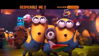 Despicable Me 2 - On Demand & Digital HD