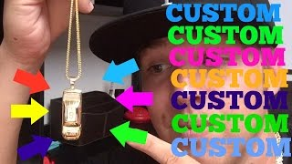 Why is CUSTOM JEWELRY more expensive?!?!