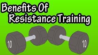 Benefits Of Resistance Training - Strength Training Benefits