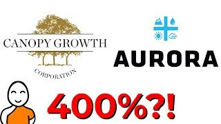 💚 Canopy Growth Stock Versus Aurora Cannabis Stock ❗ Best Marijuana Stocks 💚