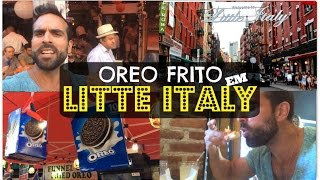 NA ROTA DE NOVA YORK #19: LITTLE ITALY!
