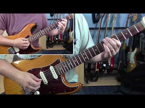 Jupiter - Earth Wind & Fire - Guitar Play Along