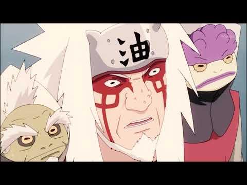 Naruto Shippuuden「AMV」- Jiraiya's Death